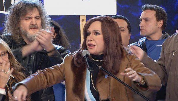 """Volvió """"Cristina"""" a """"Gran Cuñado"""" y dijo que no va a declarar"""