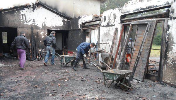 Preocupan en San Vicente los ataques reiterados a sedes oficiales