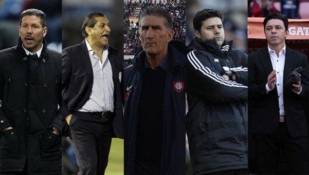 Los 5 nombres posibles para reemplazar a Martino en la Selección