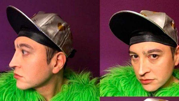 El increíble cambio de look de Leo García