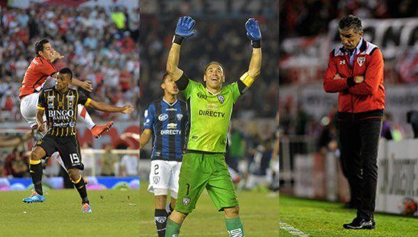 Además de Boca, ¿cómo se reforzaron los otros equipos que siguen en la Copa?