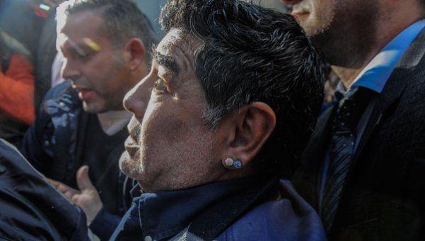 Toda la intimidad de la reunión de Maradona en la AFA: ¿y ahora?