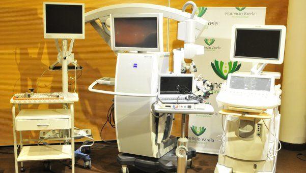 Primera cirugía compleja cardiopulmonar en un hospital público