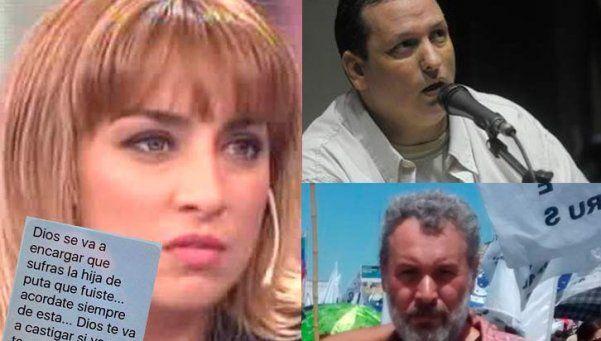 Las duras expresiones de Brienza y Barragán contra María Juia Oliván