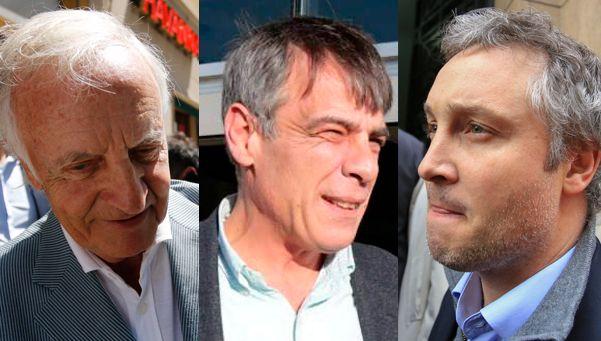 Una cumbre secreta en Olivos con Corvaro, Marín y De Andreis