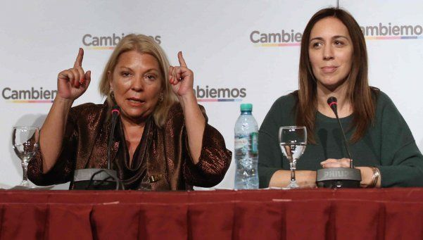 Vidal echará al jefe de la Policía si se confirman los dichos de Carrió