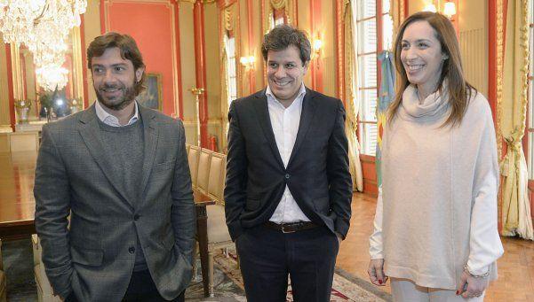 Facundo Manes se sumó al gabinete bonaerense