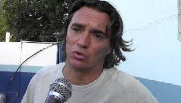 Volvió Hernán San Martín a Dock Sud y quiere ser protagonista
