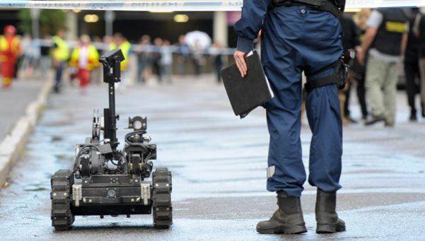 La era de los robots asesinos: así mataron al francotirador de Dallas