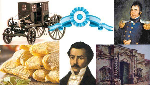 Las curiosidades que no sabías del Bicentenario argentino