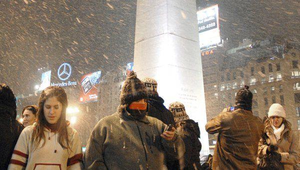 Hoy se cumplen 9 años de la última nevada en Buenos Aires
