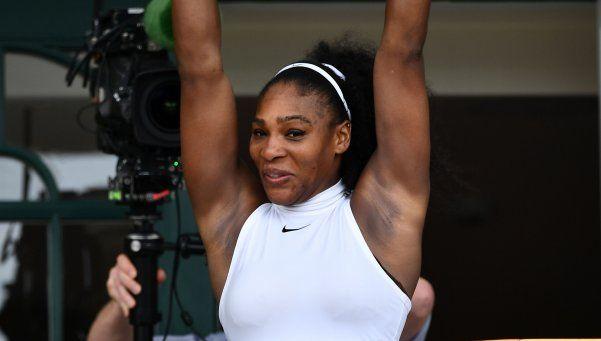 Serena Williams se coronó en Wimbledon y alcanzó una marca histórica