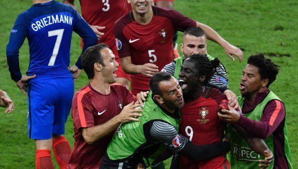 Todo un visionario: acertó el gol de Éder y ganó ¡un millón de euros!