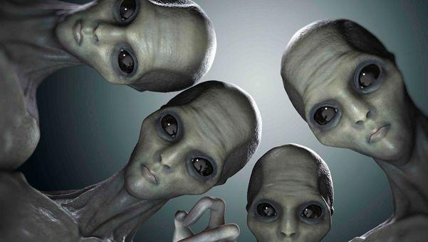 La Tierra es un Zoo controlado por aliens