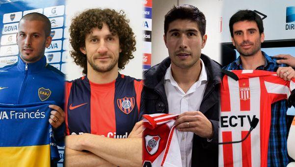 El mercado de pases del fútbol argentino, al día