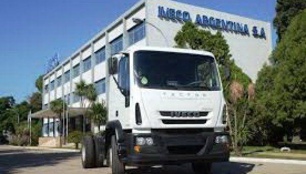 La fábrica de camiones Iveco suspende a 500 operarios