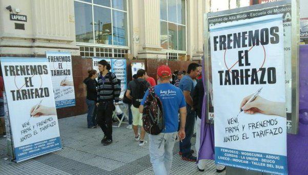Por el tarifazo convocan a marchas y cacerolazos en toda la región