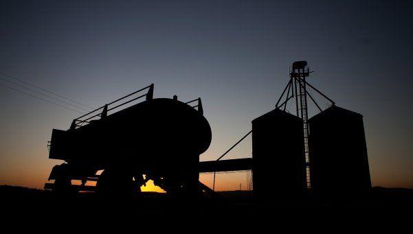 Transportistas de cereales lanzaron un paro nacional