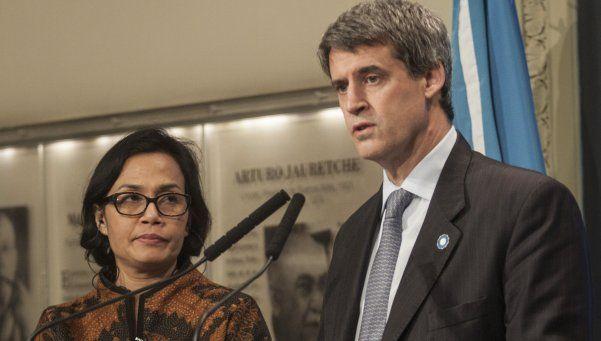 Después de diez años llega al país una misión del FMI