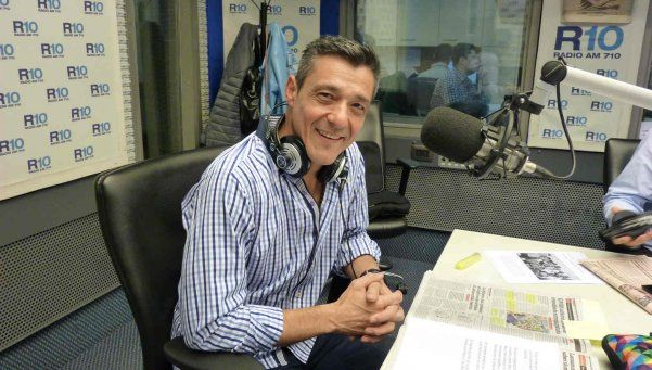 Guillermo Favale y su debate cordial en la 10