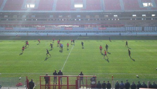 Mañana de amistosos: Independiente superó a Villa Dálmine