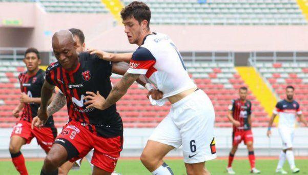 Amistoso: San Lorenzo perdió por penales ante Alajuelense