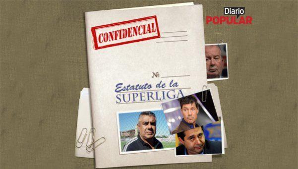 El borrador: qué tendrá de distinto la Superliga respecto a la AFA