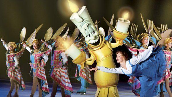 Un clásico de lujo: Disney On Ice en el Luna Park