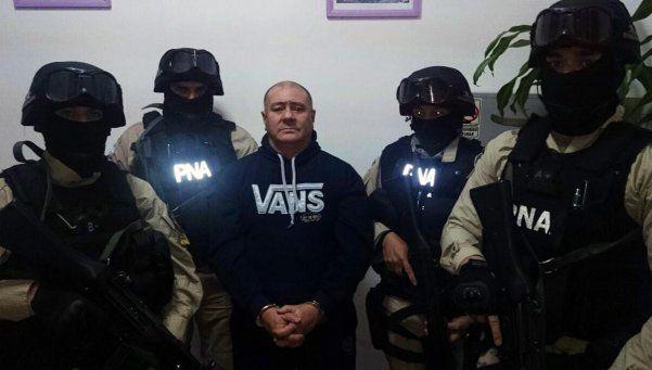 Desvincularon a Mallo del crimen narco de Unicenter