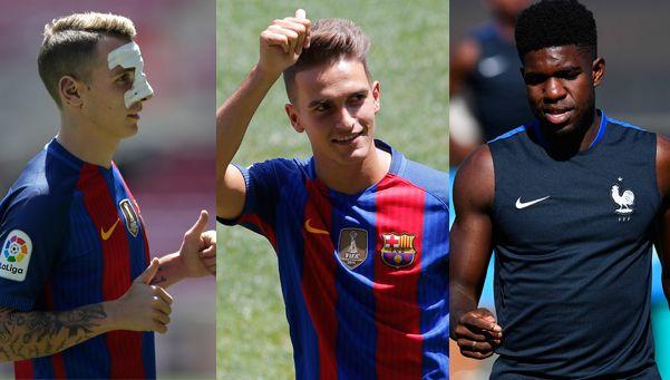 Hagan lugar: los tres nuevos compañeros de Messi en Barcelona