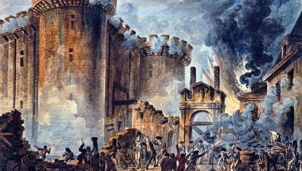 La izquierda y la derecha surgieron con la Revolución Francesa