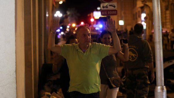 Ataque en Niza: el dramático testimonio de dos argentinos en el lugar