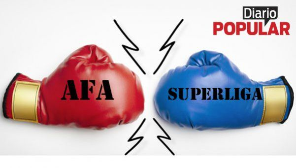 Infografía | Las 9 diferencias entre la Superliga y la AFA