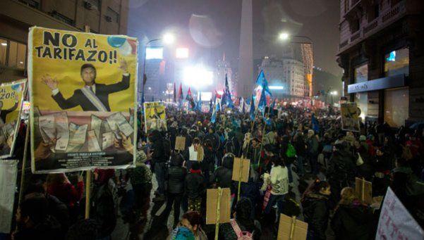 Videos | Cacerolazo: el Gobierno experimentó su primera protesta masiva