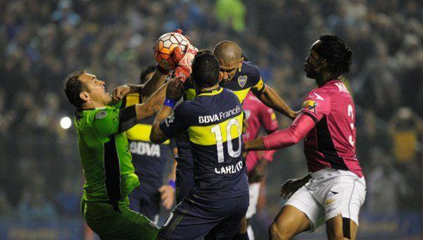 El uno por uno de Boca en la eliminación ante Independiente del Valle