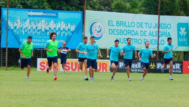San Lorenzo sigue de gira  y se instaló en Guatemala