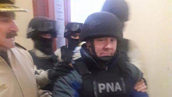 Mallo negó conocer a los detenidos por el doble crimen