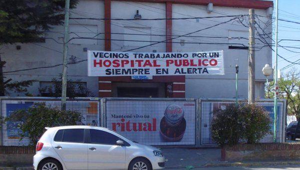 Sancionaron ley que frena remate del Hospital Vecinal de Llavallol