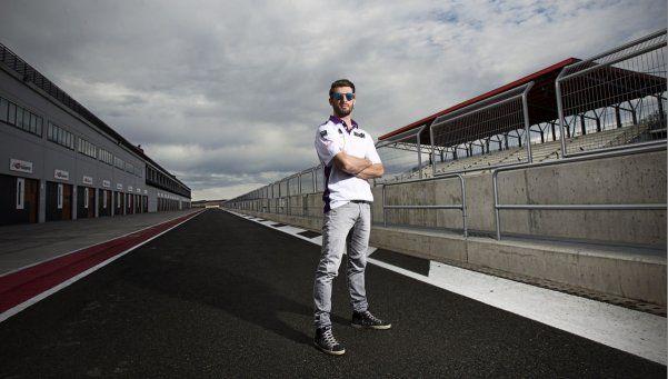 Video | La primera prueba de Pechito López en la Fórmula E