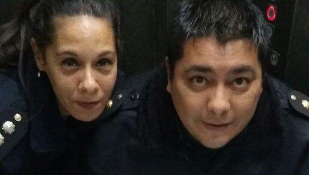 Efectivos policiales rescataron a recién nacido abandonado en Don Orione