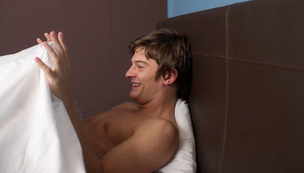 Las erecciones matutinas no están relacionadas a la excitación sexual