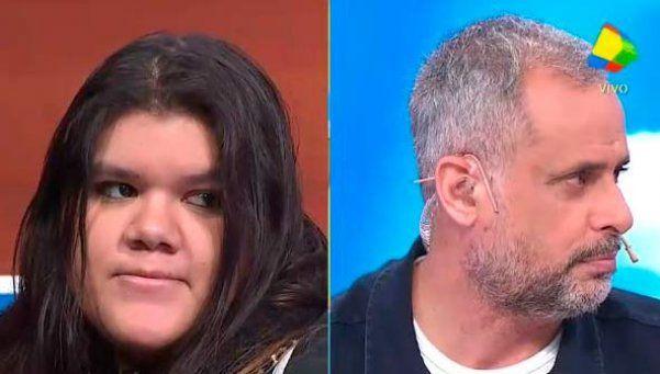 Jorge Rial regresó a Intrusos junto con su hija Morena