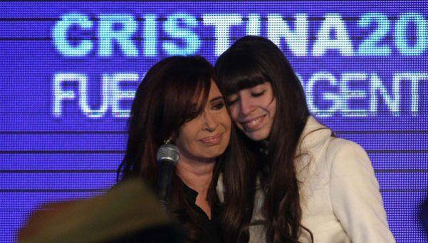 Florencia Kirchner insiste en que el dinero es el que estaba declarado
