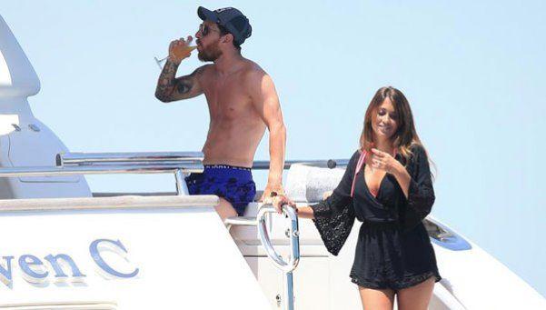 Zafó: Messi iba a llegar este sábado a Turquía