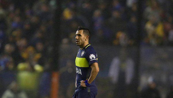 Boca sufre su encrucijada al compás de Carlitos Tevez