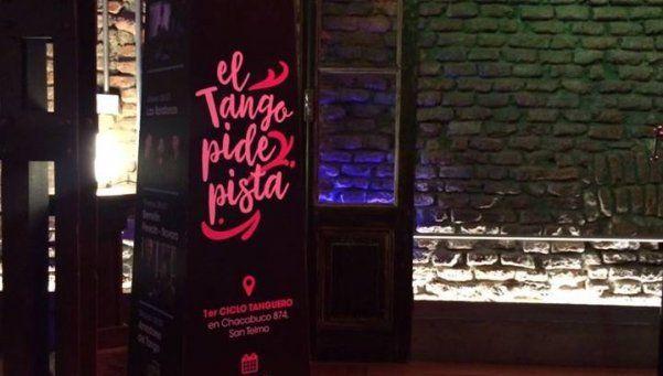 El tango pide pista y la tendrá en San Telmo