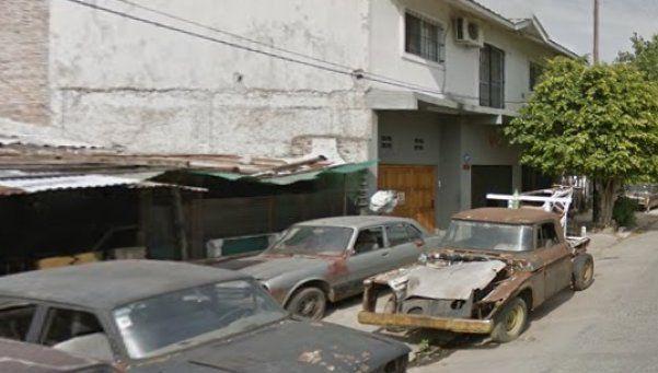 Exigen  el retiro de autos abandonados en Bernal