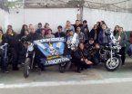 Asistencia en dos ruedas con motoqueros solidarios