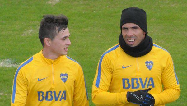 Mimar a Carlos Tevez es la  premisa en el mundo Boca