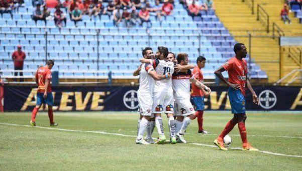 San Lorenzo finalizó su gira centroamericana con un triunfo